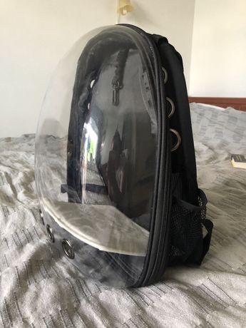 Рюкзак переноска для кошки или маленькой собаки