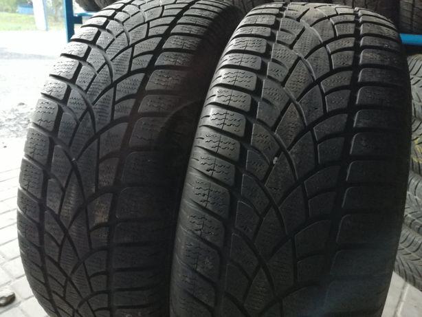 зима RunFlat 225/60/R17 6.9мм 2014г Dunlop SP Winter 3D RSC 2шт Зимняя
