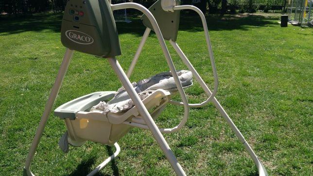 bujaczek - huśtawka niemowlęca WINDSOR GRACO