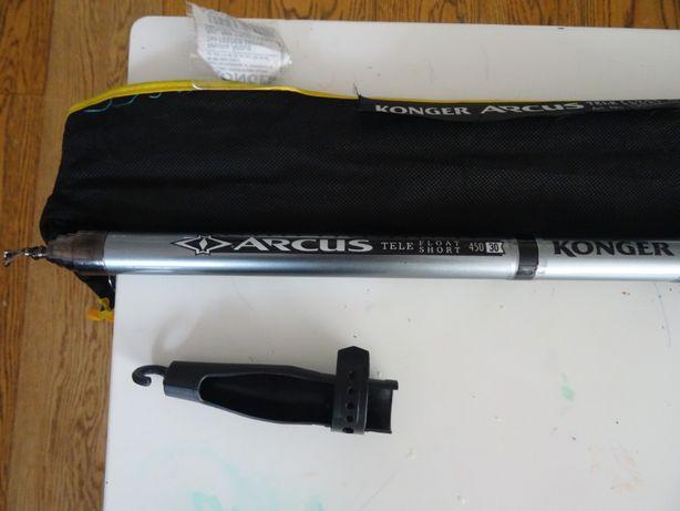 Wędka Arcus Tele Float Short 450/30 spławikówka Konger nowa sprzedam