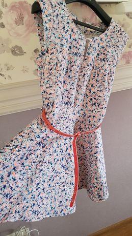 Sukienka z paskiem L,XL