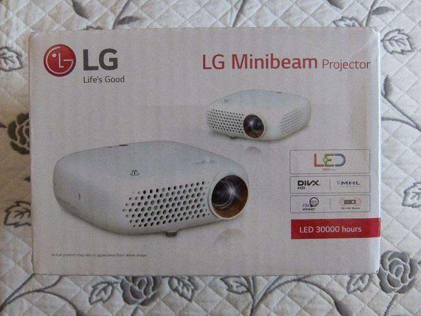 Projetor LG PW600G