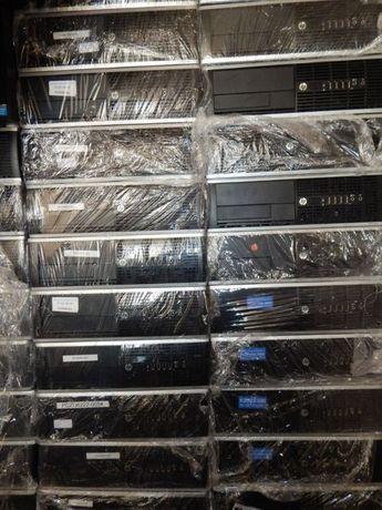 Системний блок HP 6300 sff i5-3470 4 ядра 4 ram компютер пк 1155
