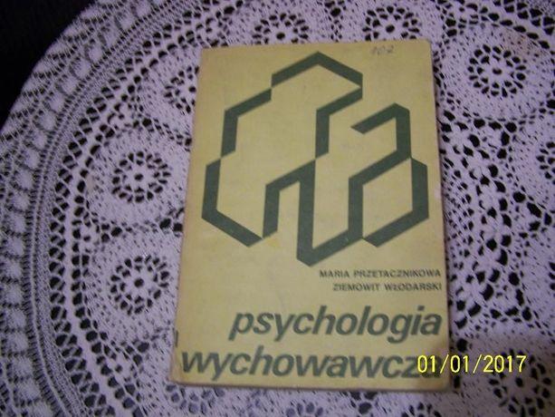 Psychologia wychowawcza Przetacznikowa- Włodarski