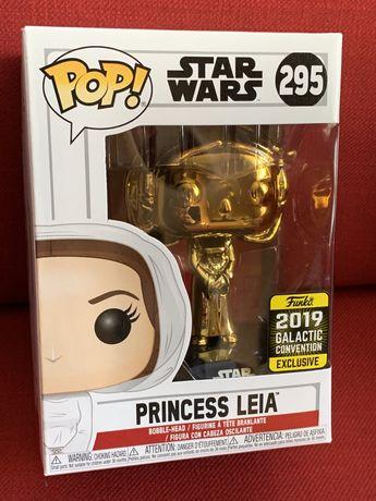 Funko pop! Star Wars - Princess Leia - Galactic Convention2019