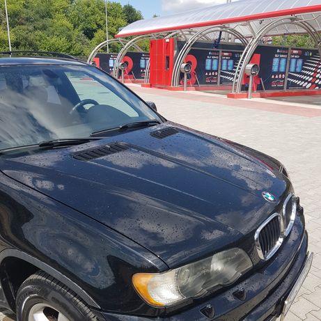 BMW X5 e53 3.0i газ