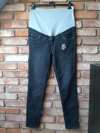 Ciążowe spodnie jeansowe Esmara roz. XL 42. Nowe z metką.
