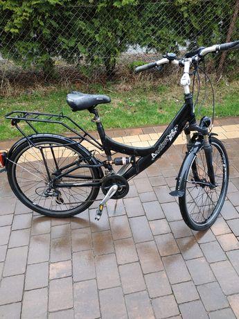 Rower z przerzutkami 24 cale