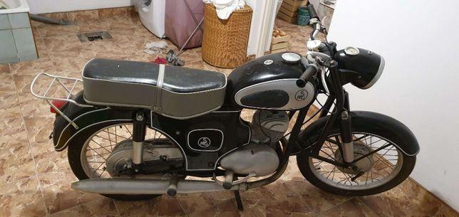 Motocykl SHL 175 M11 1962r