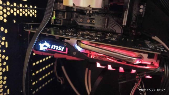 Игровая видеокарта MSI GeForce GTX 1050 Ti GAMING X 4G