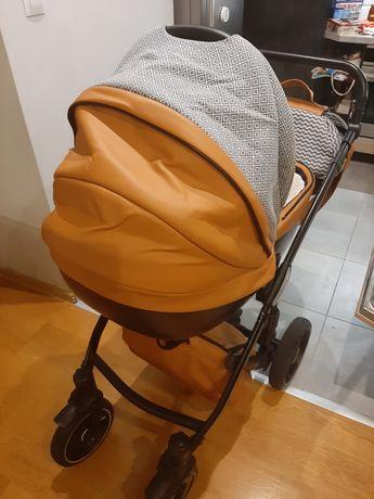 Wózek dziecięcy Anex Sport 2w1, kolor camel
