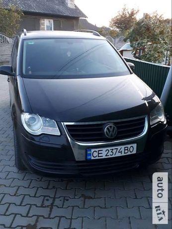 Volkswagen Touran 2007 United..