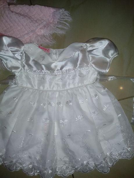 Sukienka bolerko