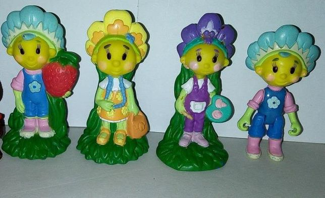 Фигурки фифи fifi цветочные малыши. Все одним лотом!