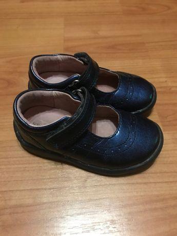 Туфли для девочки туфлі для дівчинки 20-21 р.