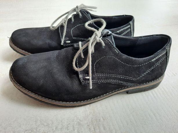 Eleganckie buty dla chłopca Lasocki -czarne, rozm.33
