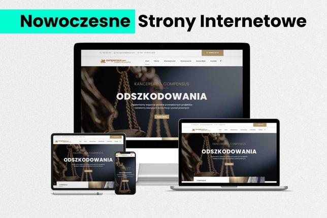 Strony Internetowe + Pozycjonowanie   Tworzenie Stron WWW  