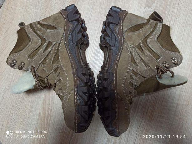 Ботинки распродажа (натуральная кожа-Зима) 850 грн Унисекс