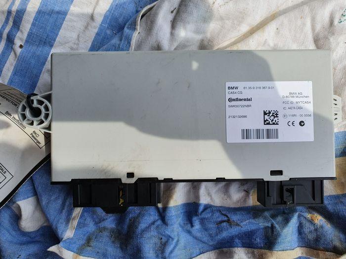 Модуль контроллер cas4 BMW f10 f11 9318367 Львов - изображение 1