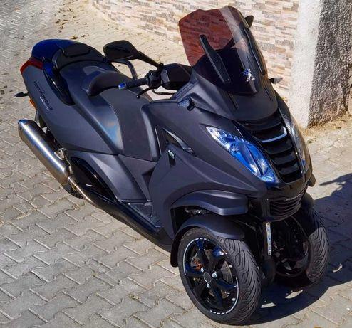 Peugeot Metropolis Black Edition NOVA por apenas €8.500,00