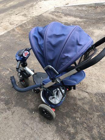 Детский велосипед azimut crosser