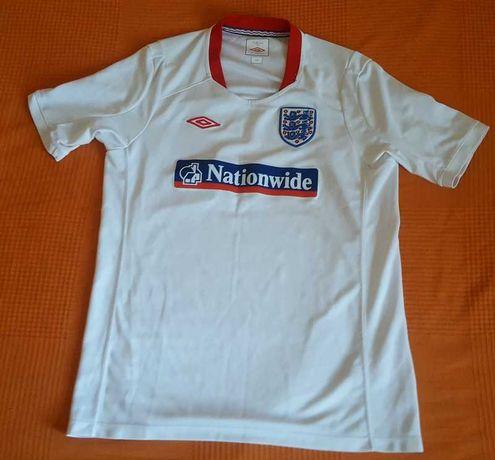 Koszulka piłkarska Anglia  Rreningowa 2010/11  Umbro 158