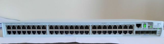 Коммутатор 48 портов 3Com Switch 4200G, 3CR17662-91
