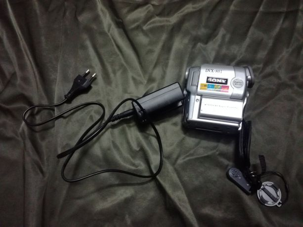 kamera Sony DVX-801