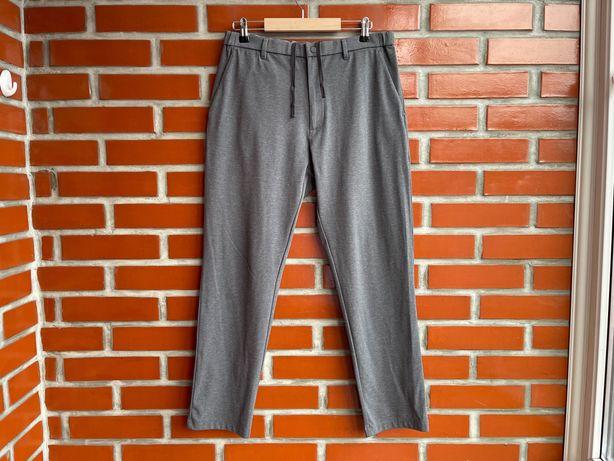 Uniqlo мужские спортивные штаны брюки размер M 32 33 Юникло Б У