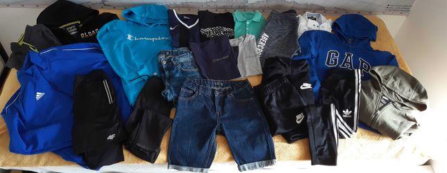 Markowe ubrania dla chłopca - Nike, Adidas,Champion, CK, Vans,