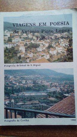 Viagens em Poesia, de António Pinto Lopes
