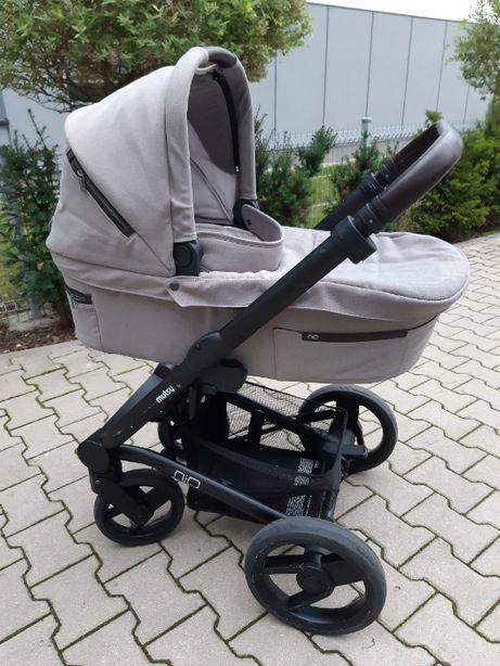 Wózek Mutsy Nio używany gwarancja adaptery do fotelika gratis