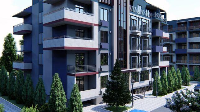 1-комнатная квартира в ЖК Смарт Сити на поселке Котовского в рассрочку