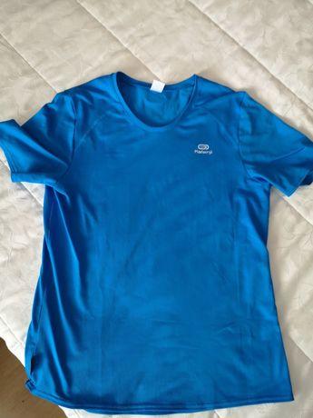 T-shirt de corrida Kalenji