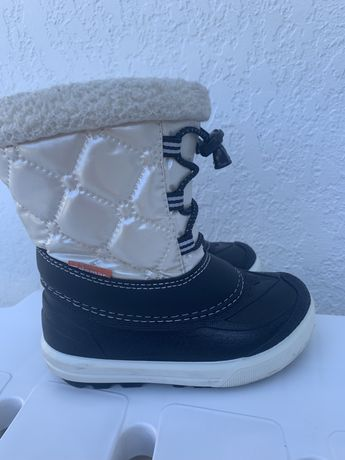 Зимові чобітки Demar 24/25 розміру