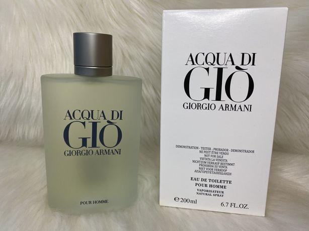 Giorgio Armani Acqua di Gio 200ml. Tester Okazja