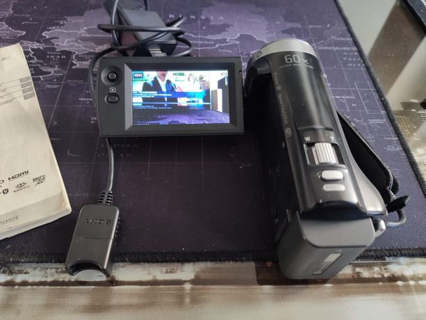 Kamera Sony CX330E