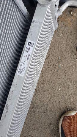 Радиатор масляный новый bmw g30 530, 530e
