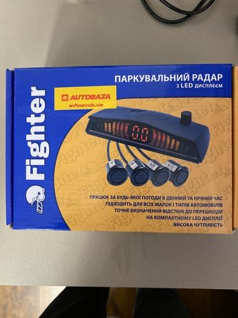 Парктроник Figter FPS-4AS