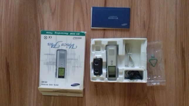 диктофон samsung digital voice recorder svr-s820