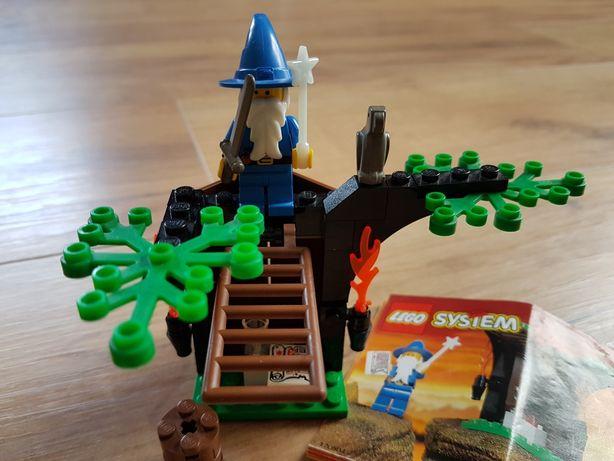 Lego 6020 castle z instrukcją; bdb stan