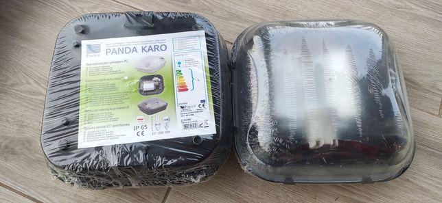 Oprawa oświetleniowa Panda Karo IP 65 (2 szt.)