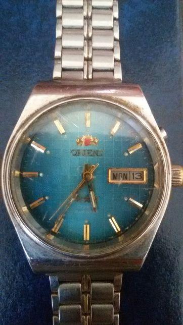 Часы мужские Orient 3 star из 70 -ых