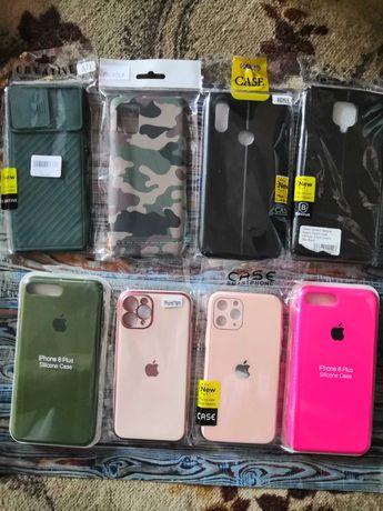 Мобильные чехлы айфон, самсунг, ксиоми, и другие в описание