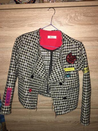 Пиджак стильный для девоки