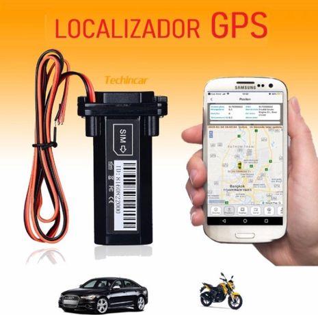 Localizador automóvel Novo com bateria (GPS Tracker)