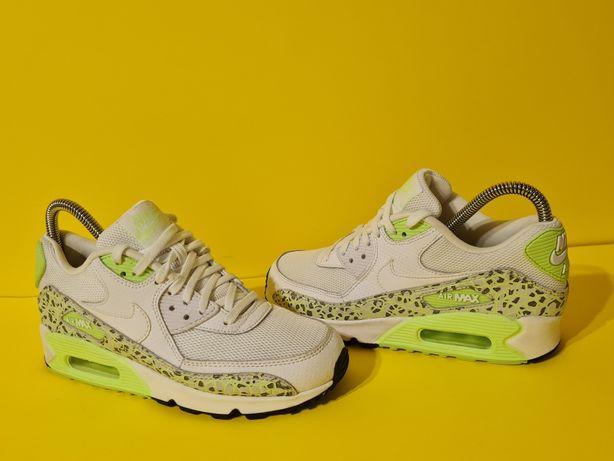 Nike air max 90 prm 37.5р. 23.5см кроссовки
