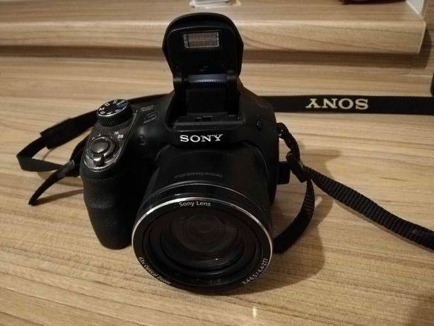 Sony Cyber-shot DSC-H400 63x zoom optyczny
