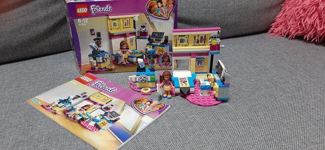 Sypialnia Olivii lego friends 41329