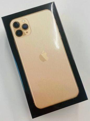 Apple iPhone 11 Pro Max 256GB Gold/Złoty - nowy, gwarancja